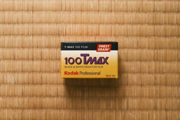 銀塩写真列伝 Kodak T-MAX 100編