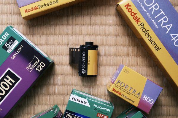 銀塩写真列伝 Kodak PORTRA 400 リバイバル編
