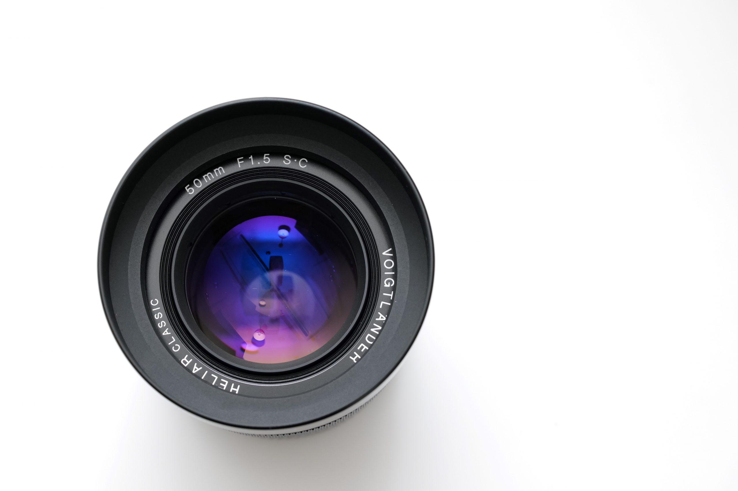 【Voigtlander】HELIAR classic 50mm F1.5 VMが発売!