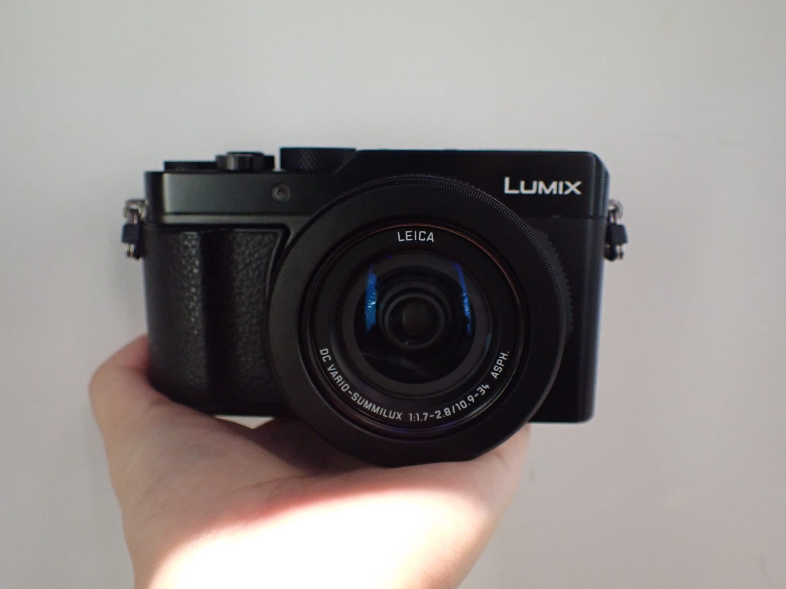 【Panasonic 】 LUMIX DC-LX100M2を使ってみよう!