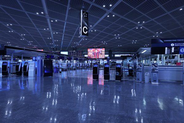 【Canon】EOSR5と見送ったある日の空港