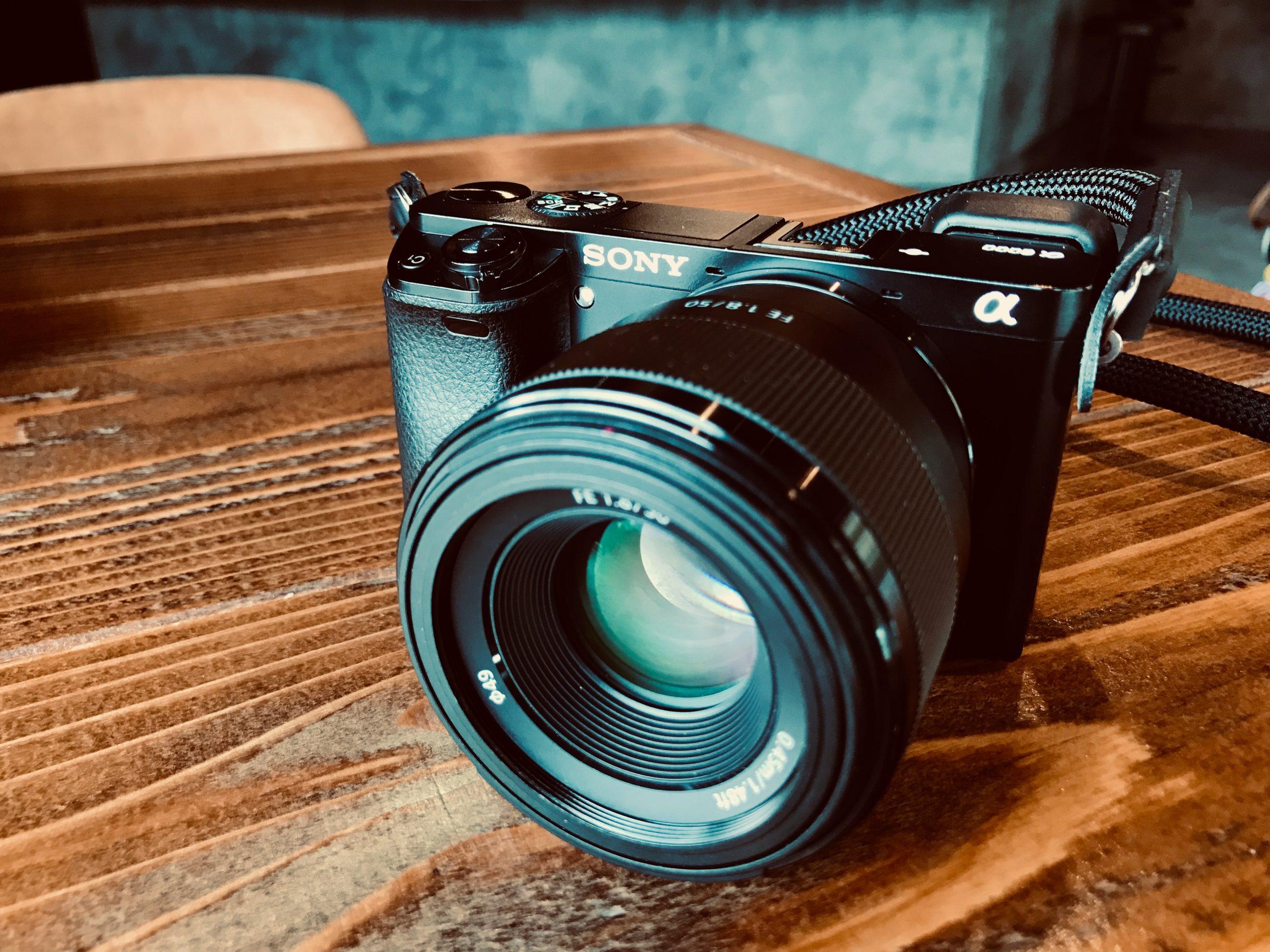【SONY】カメラを始める時、α6000がおすすめな理由。