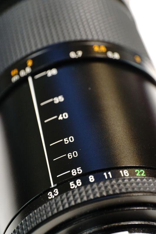 CONTAX (コンタックス) Vario-Sonnar T*28-85mm F3.3-4 MM