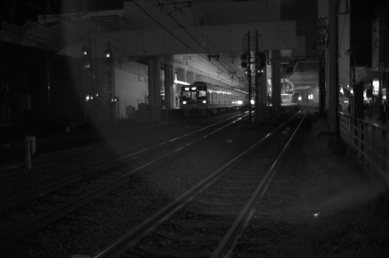 Leica Mモノクローム+ズミルックスM35mm F1.4 2nd