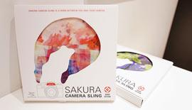 【新規取扱開始!】Sakura Sling ストラップあります!