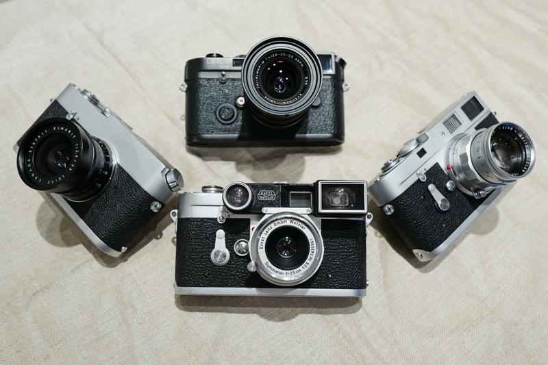 M型フィルムカメラ入荷しました!