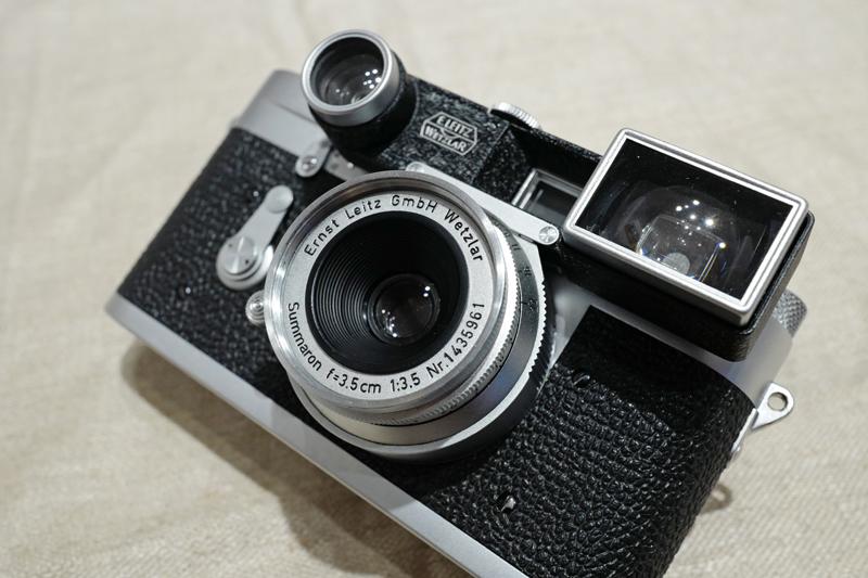 Leica M3 + Summicron M35mm F3.5