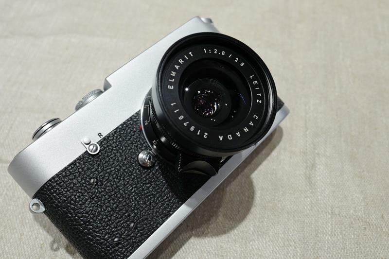 Leica MDa + Elmarit M28mm F2.8 1st