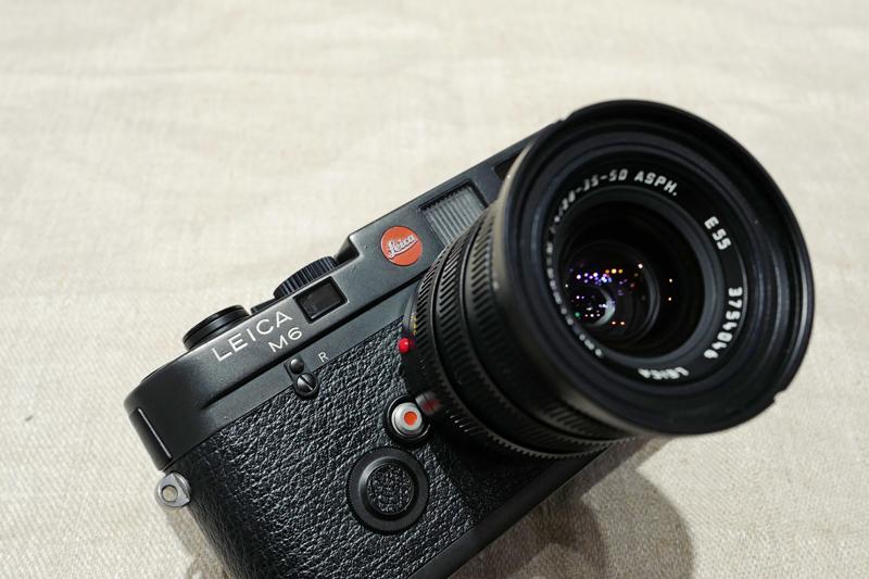 Leica M6 + Tri-Elamar M28-35-50mm F4 ASPH