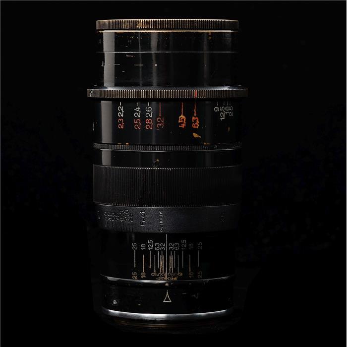 タンバール L90mm F2.2