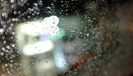 【FUJIFILM】雨色景色