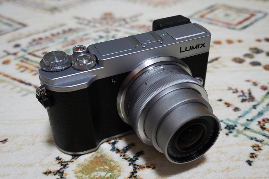 Panasonic GX7MK3 標準ズームレンズキット+LUMIX G VARIO 12-32mm/F3.5-5.6 ASPH./MEGA O.I.S.