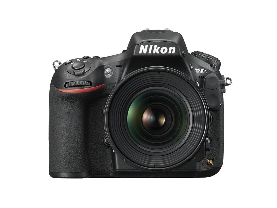 【Nikon】 D810A 本日発売!