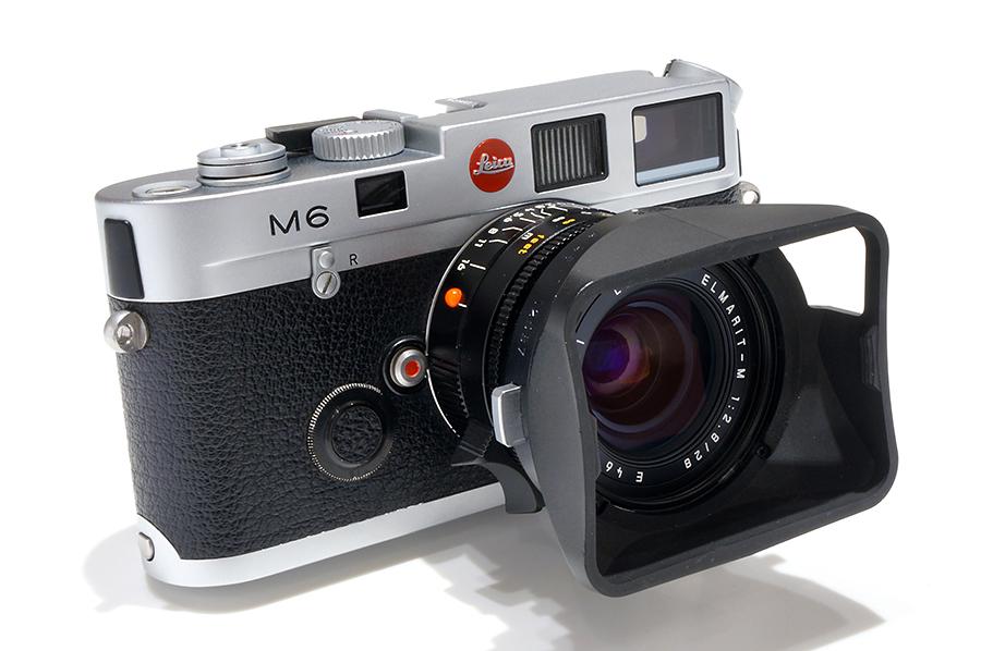 Leica (ライカ) エルマリート M28mm F2.8 ブラック