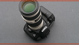 【8月31日号】夏のプライスダウン! ~Canon EOS 7D MarkII~