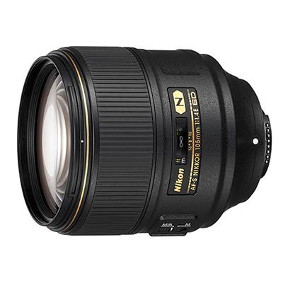 Nikon NIKKOR AF-S 105mm F1.4E ED
