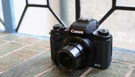 【Canon】Canon史上最強のお供カメラ PowerShot G1X MarkIII