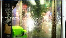 【OLYMPUS】雨色景色