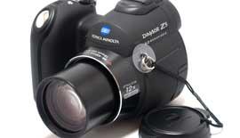 【KONICA MINOLTA】始めたばかりの頃のカメラ