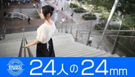【24人の24mm】「東京スナップ」