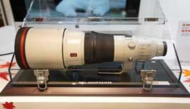【SONY】FE400mm F2.8 GMが本館5階にやってきた!!