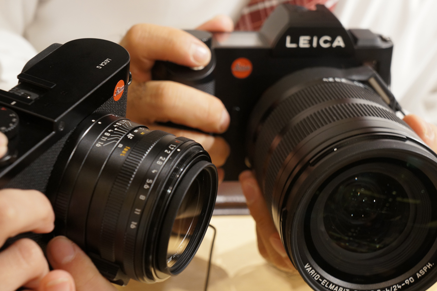 【Touch&Try The Mapcamera 】ライカの貴重なカメラを体験!!