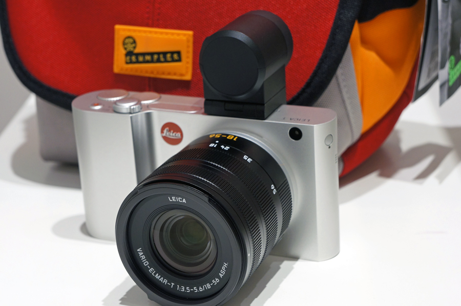Leica (ライカ) T(Typ701) シルバー標準セット