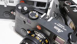 【Leica】M6そしてM7さらにMPが今ならあります!!
