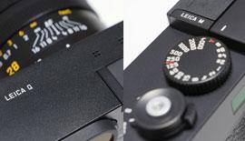 【Leica】Q(Typ116)とM(Typ262)アウトレットが驚異の先取/下取交換値引き!!