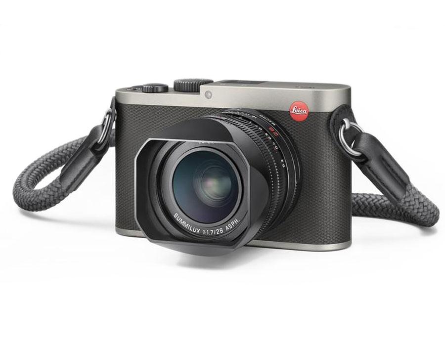 Leica Q(Typ116)チタングレー
