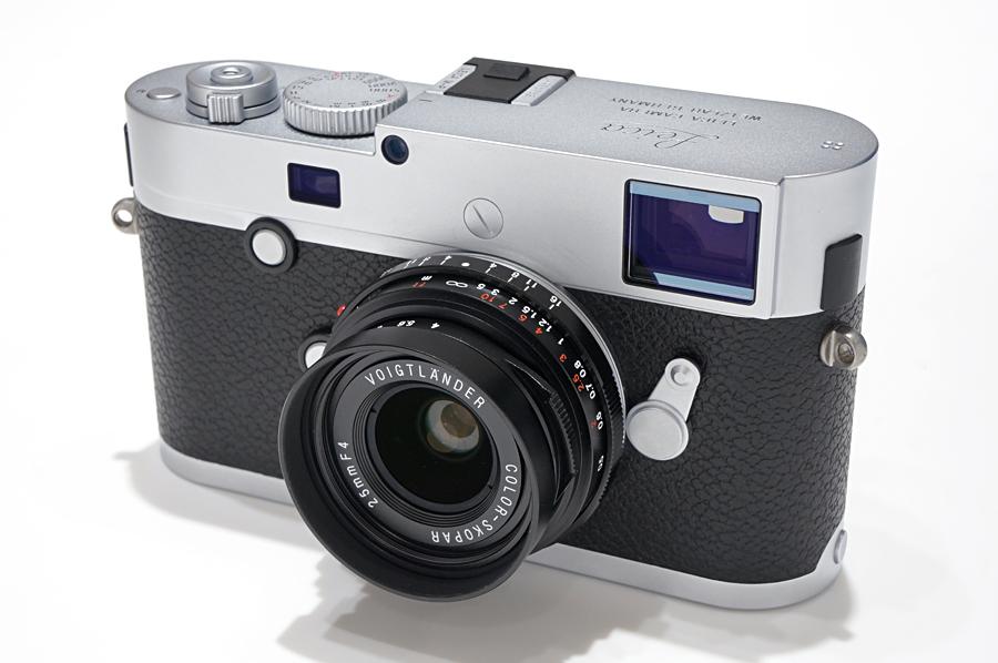 Voigtlander (フォクトレンダー) COLOR-SKOPAR 25mm F4P VM(ライカM用)