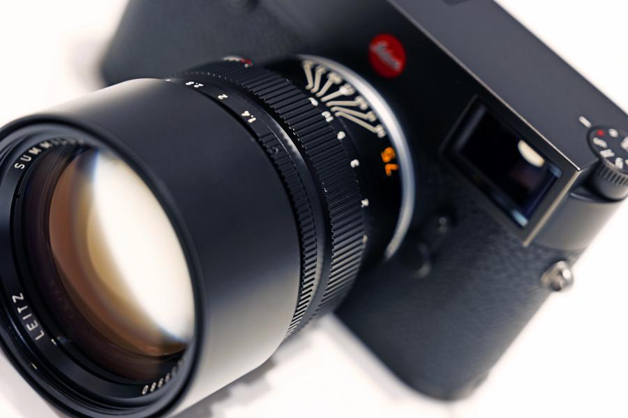 nullLeica (ライカ) ズミルックス M75mm F1.4