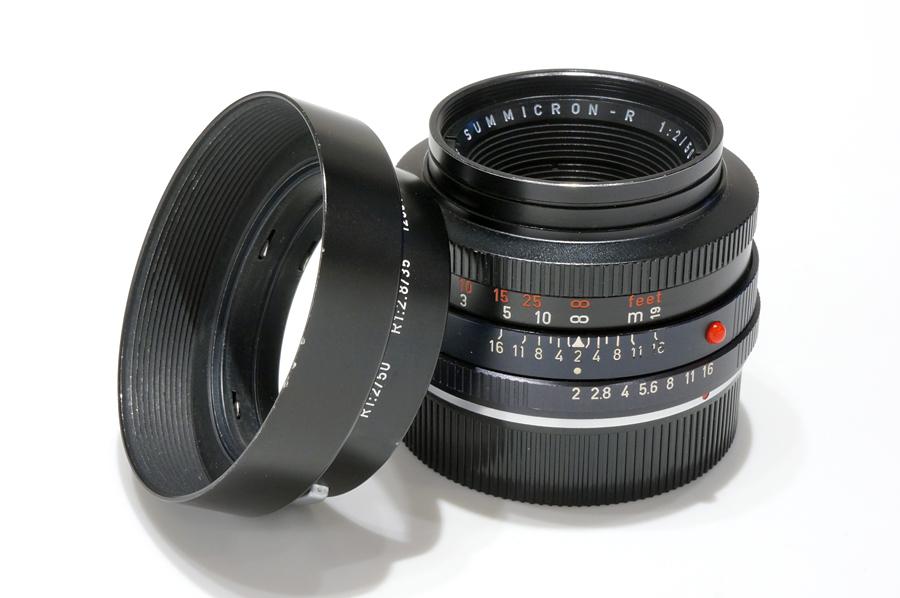 Leica (ライカ) レンズフード 12564 (R35/2.8・R50/2用)