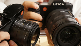 【Touch&Try 本館B1F】 世界の貴重なカメラを体験!!