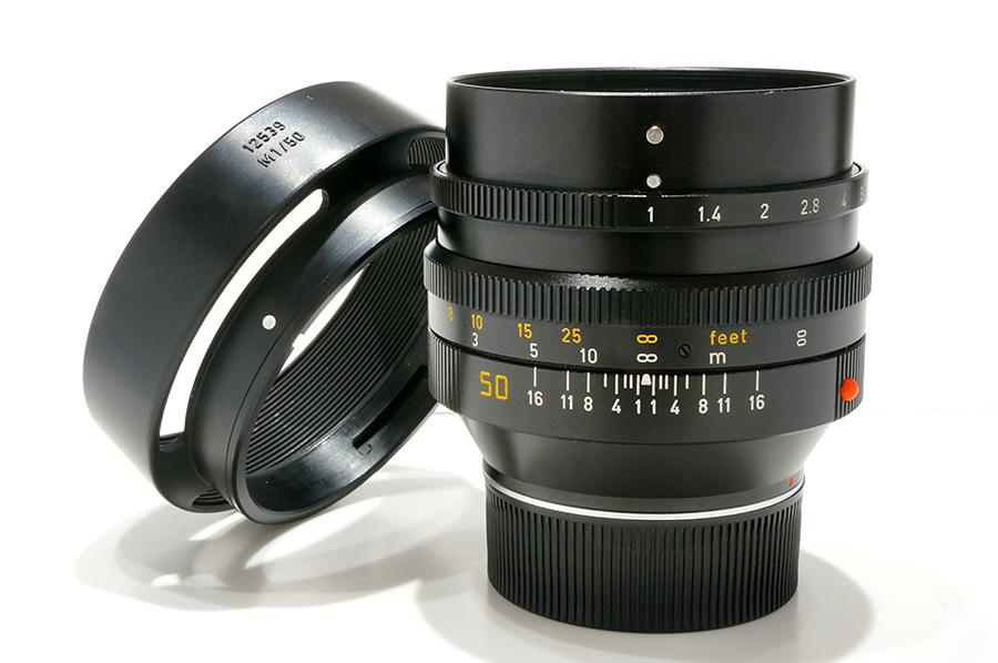 Leica (ライカ) 12539 ノクティルックス 50mmF1.0用フード