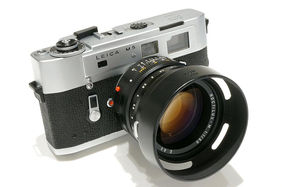 【Leica】金曜フードショー☆第24回 12544 ノクティルックス 50mmF1.0 用フード