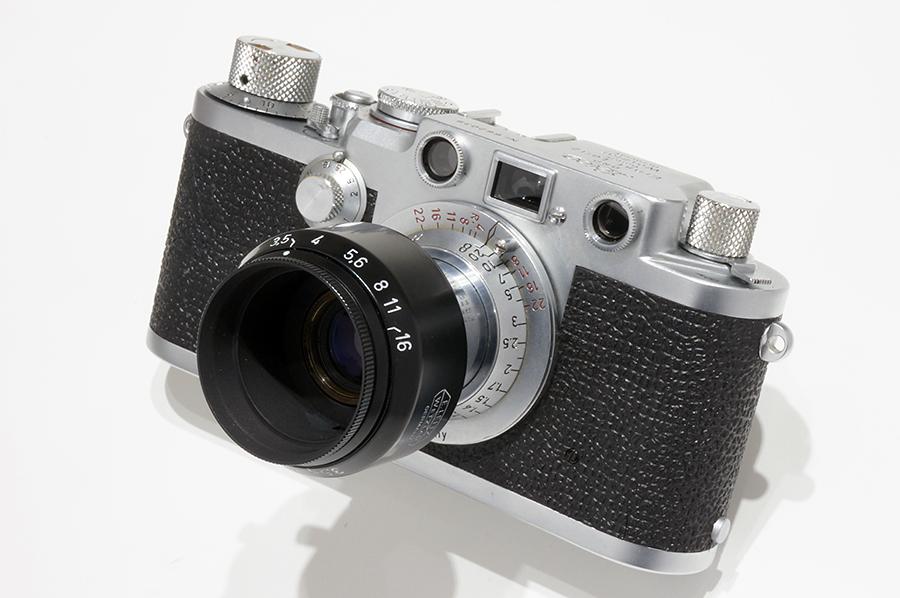 Leica (ライカ) VALOO エルマー5cm用絞り調整機構付フード