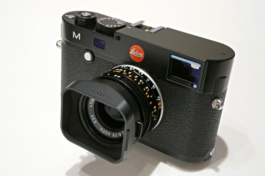 Leica (ライカ) M(Typ240)エルマリート28mmセット