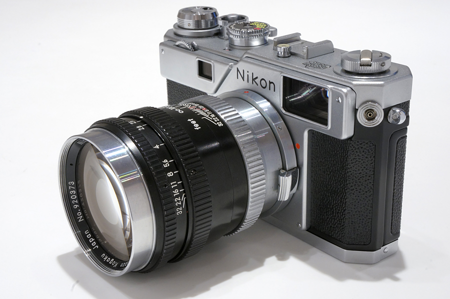 Nikon (ニコン) S3 Limited Edition + Nikon NIKKOR-P (S) 105mm F2.5