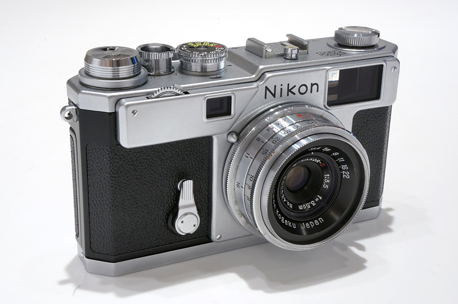Nikon (ニコン) S3 Limited Edition + Nikon W-NIKKOR (S) 35mm F3.5