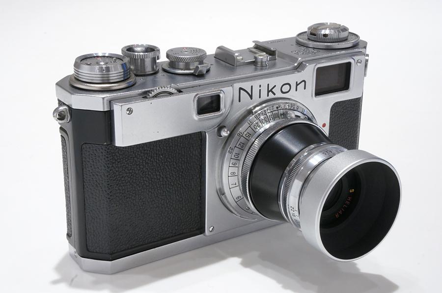 Nikon (ニコン) S2 + Voigtlander HELIAR 50mm F3.5 (S)