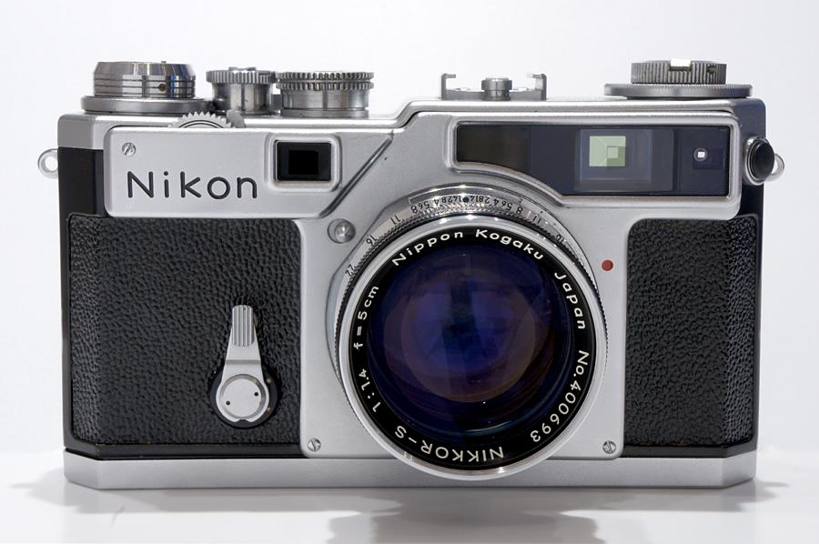 Nikon (ニコン) SP シルバー+Nikon (ニコン) NIKKOR-S (S) 50mm F1.4