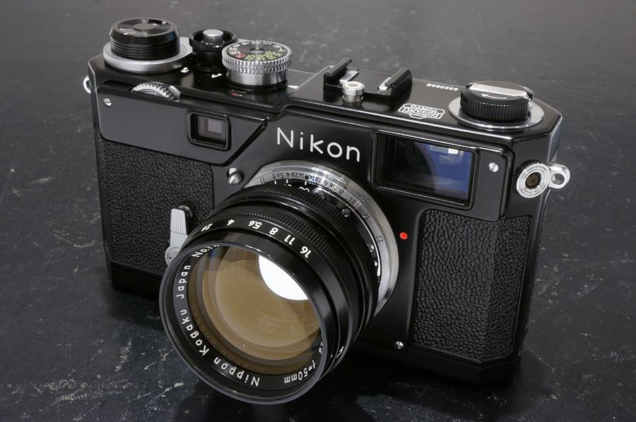 Nikon (ニコン) S3オリンピック 50mmF1.4付