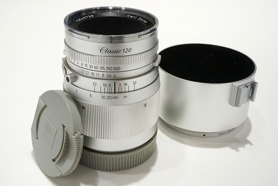 /Carl Carl Zeiss (カールツァイス) Makro-Planar T*120mm F4 ZV Classic(ハッセルブラッド用)Zeiss (カールツァイス) レンズシェード 120/180mm