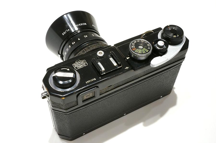 Nikon (ニコン) S3 オリンピック 50mmF1.4付