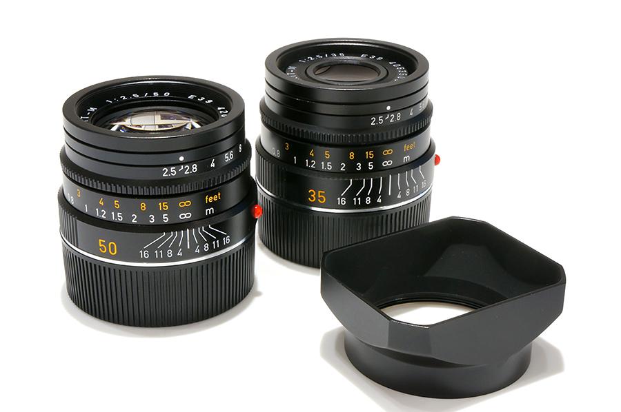 Leica (ライカ) Mズマリット用フード 35/50用