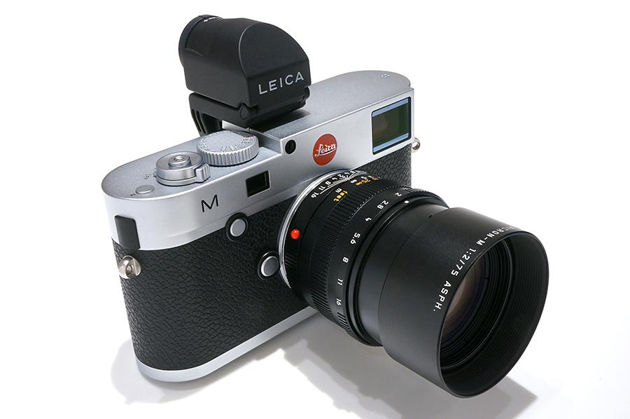 Leica (ライカ) アポズミクロン M75mm F2 ASPH.