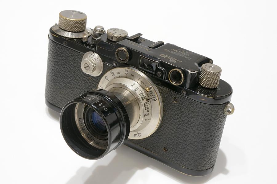 Leica (ライカ) FISON エルマー5cm用 カブセフード