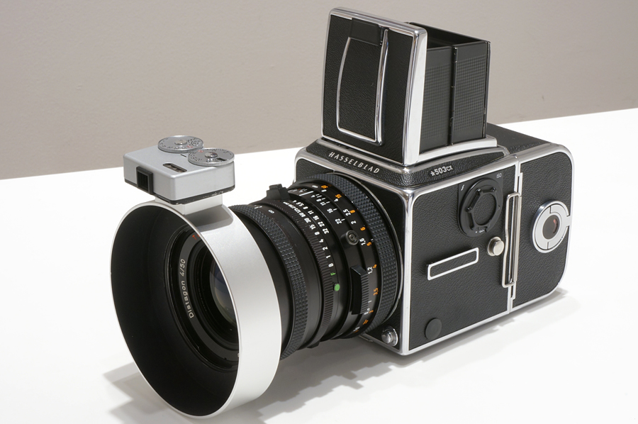 Carl Zeiss レンズシェード 50mm