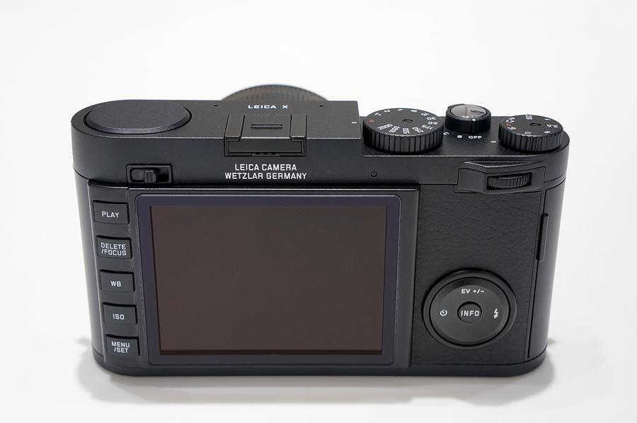 Leica (ライカ) X(Typ113)